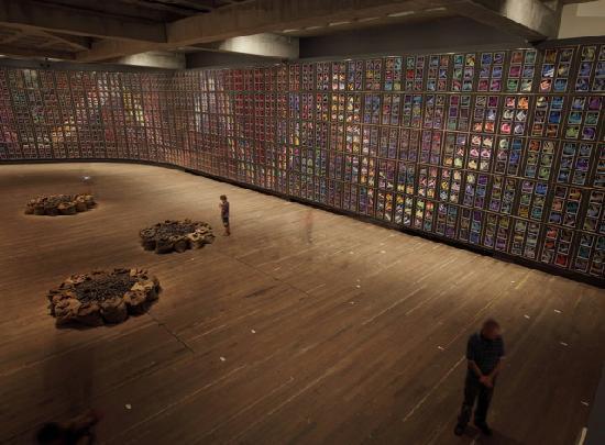Mona Pavilions : Nolan Gallery