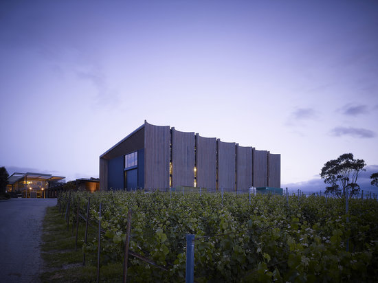 Mona Pavilions: Moorilla Winery