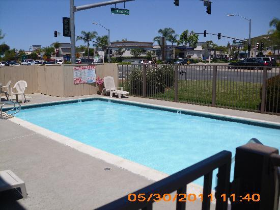 Days Inn San Marcos: swimming pool