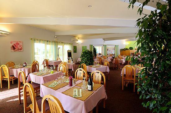 Hotel Charme en Beaujolais: Restaurant