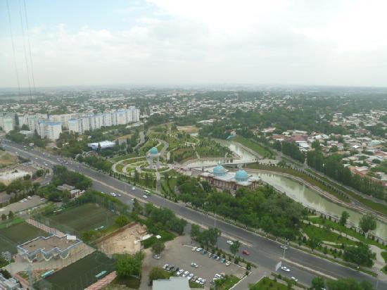 Torre de la Televisión de Tashkent: View 1
