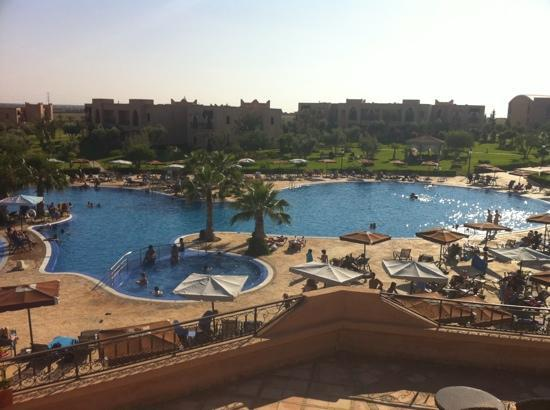 Marrakech Ryads Parc & Spa by Blue Sea: l hôtel