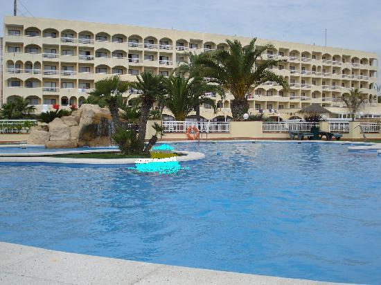 Evenia Olympic Palace: pool