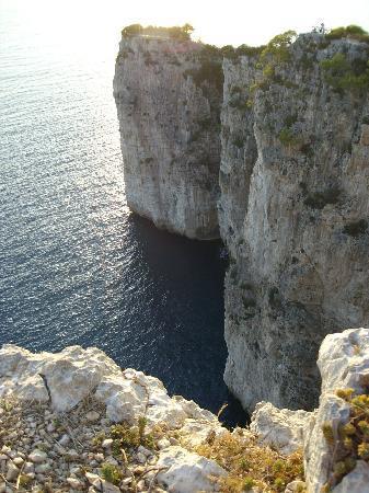 Gaeta, Italia: Vista dall'alto