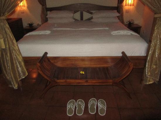 Junjungan Ubud Hotel and Spa: CAMA