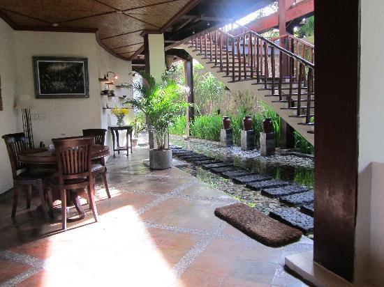 Junjungan Ubud Hotel and Spa: ENTORNO