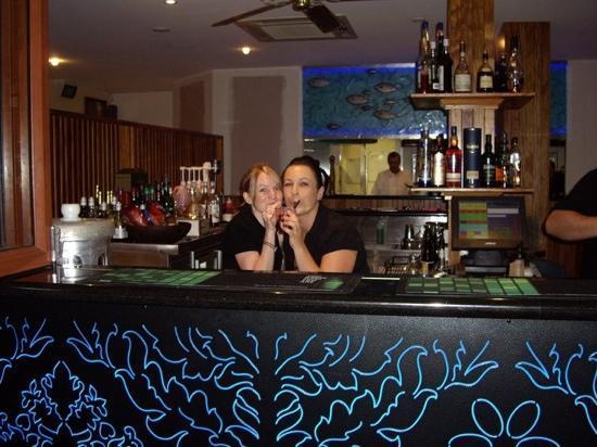 Kacy's Restaurant: lovely staff :)