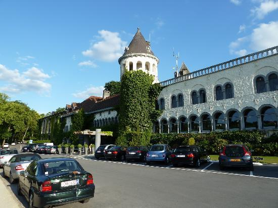 Martin's Chateau Du Lac Hotel: View of Hotel 1