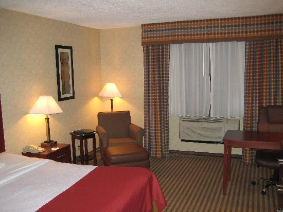Holiday Inn Lynchburg: New Room at Holiday Inn