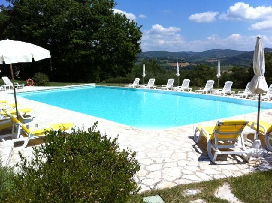Le Torri Di Bagnara : Could not be more beautiful!