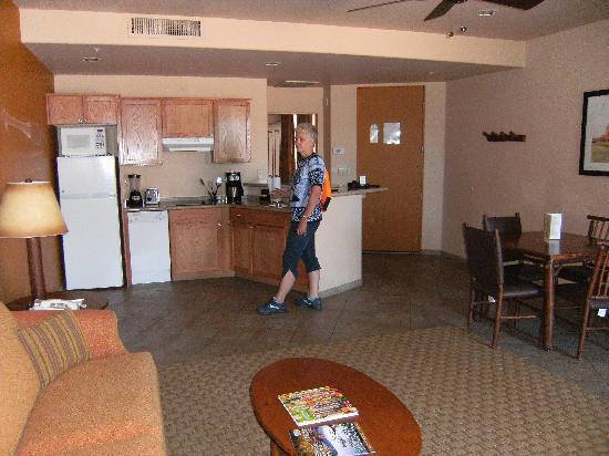 Bell Rock Inn: comfort plus in suite