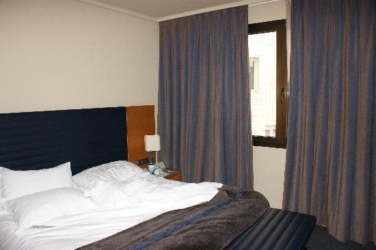 Mercure München Freising Airport: Hotelzimmer