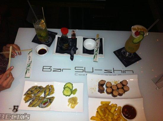 Bar Su-shin: Sushi Hannover nur in der Bar-SU-shin