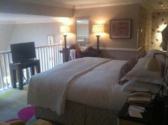 Covent Garden Hotel: Bedroom