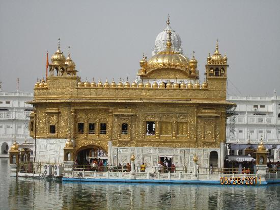 Harmandir Sahib: The golden Temple