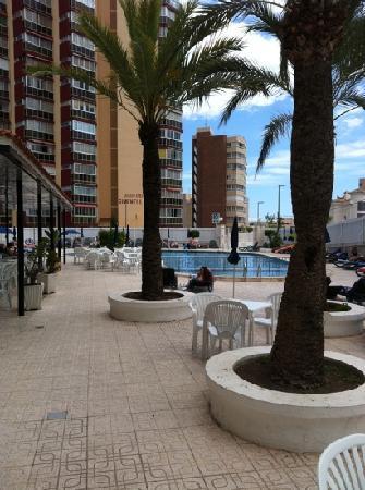 Cabana Hotel: pool