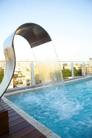 Fierro Hotel Buenos Aires: Heated Pool