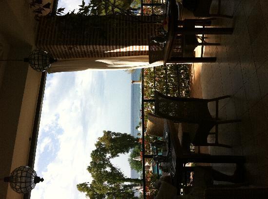 Vincci Selección Estrella del Mar: View at breakfast
