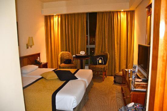 Olive Tree Hotel Room