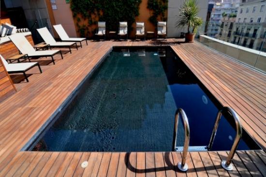 EuroPark Hotel: Piscina - Pool