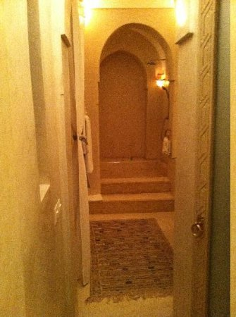 Riad Camilia: Salle de Bain