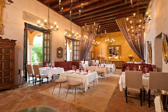 Restaurante 1621: 1621, Cartagena, main room