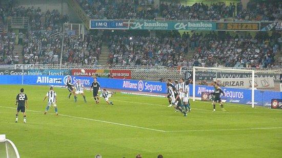 Estadio de Anoeta: Real Sociedad