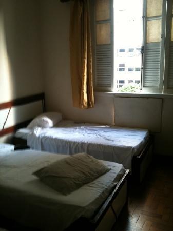 Brasil Palace Hotel : Quarto