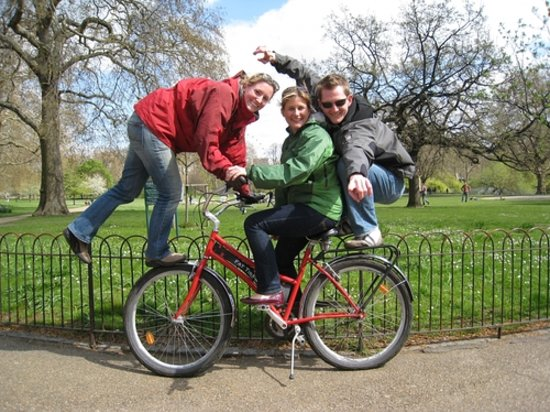 Capital City Bike Tours: The best way to see DC is on two wheels