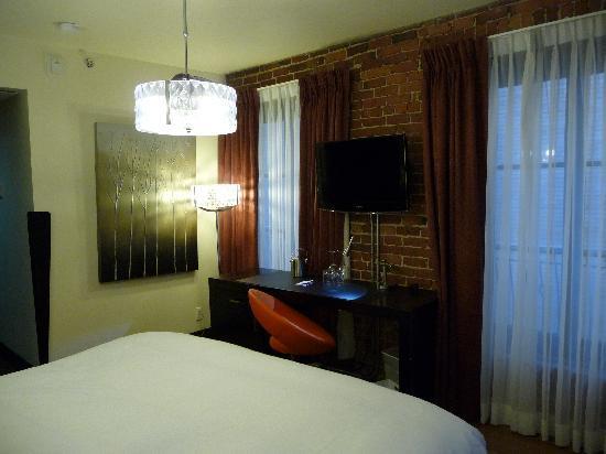 Le Petit Hotel: camera