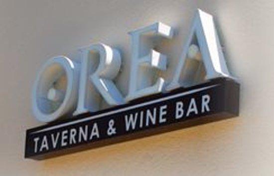 Orea Taverna & Wine Bar