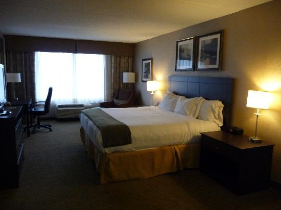 Holiday Inn Express Hotel & Suites Kingston: camera