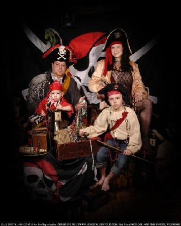Antique Images: Pirates of Wildwood