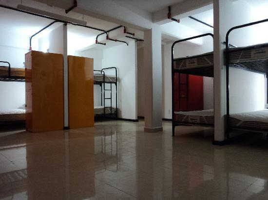 Hostel Mundo Joven Cancun : Dormitories