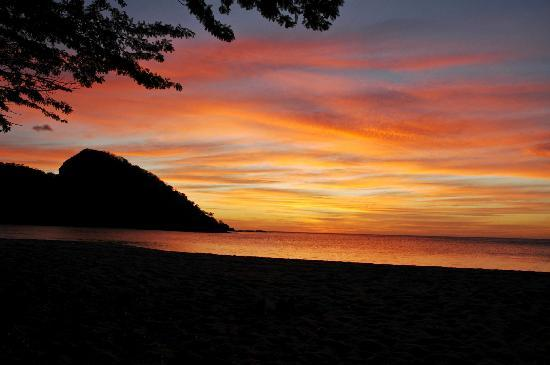 Playa Gigante, Nikaragua: Best Sunsets Around