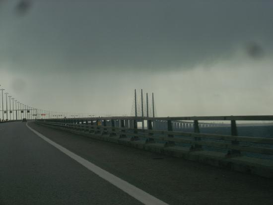 Malmö, Suecia: il ponte che unisce la Svezia alla Danimarca