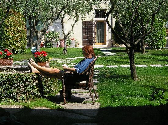"Azienda Agricola Corteforte: ""Dolce far niente""; Sweet to do nothing..."