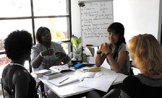 The Spanish Panama School - Day Classes: professional