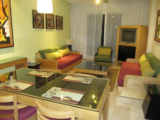 The Grand Mayan Riviera Maya: Our room