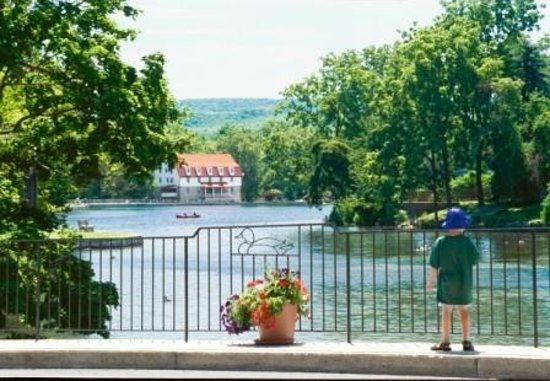 Pennsylvanie : Children's Lake - Boiling Springs