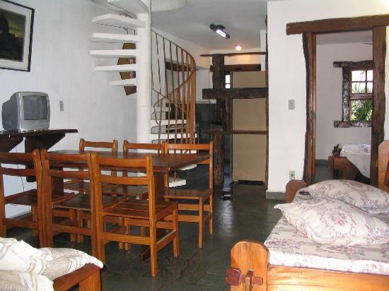 Pousada Acqua Flats Ubatuba: Flats duplex para 6 pessoas