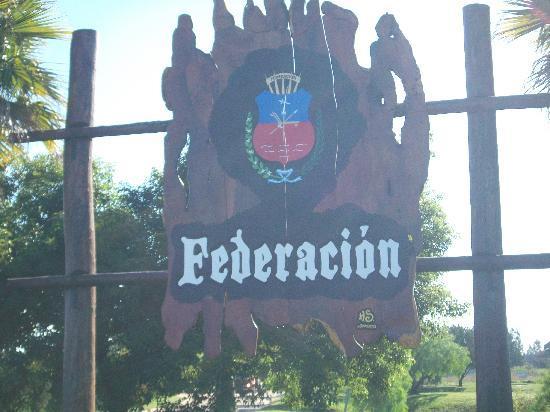 Federación, Argentine : federacion