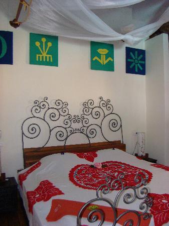 Hotel Le Zahir Lodge Nosy Be : La chambre