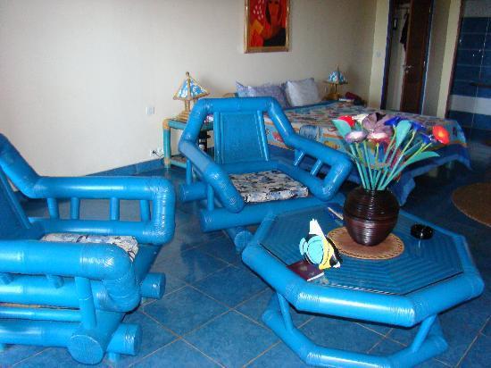 La Note Bleue Park Hotel: La suite