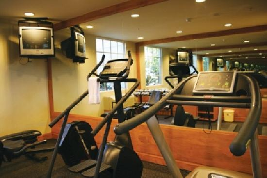 Sleep Inn Hotel Paseo Las Damas: Gimnasio