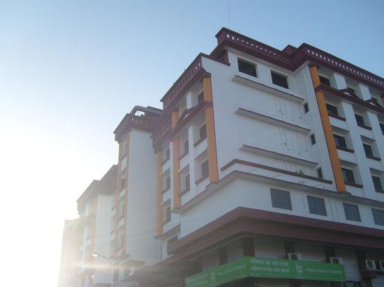 Ponda, Indien: Hotel Jyoti Plaza
