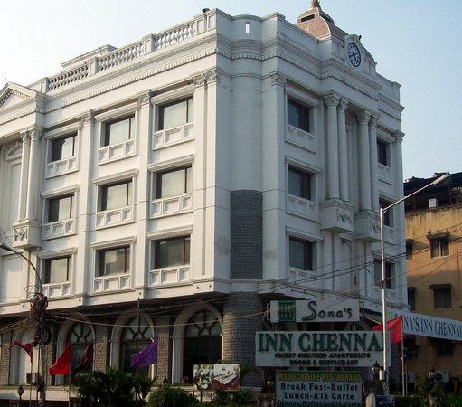 Sona's Inn Chennai: Inn Chennai