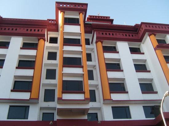 Ponda, India: Hotel Jyoti Plaza