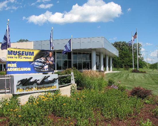 Matt Kenseth Racing Museum: The Matt Kenseth Fan Club Headquarters & Museum