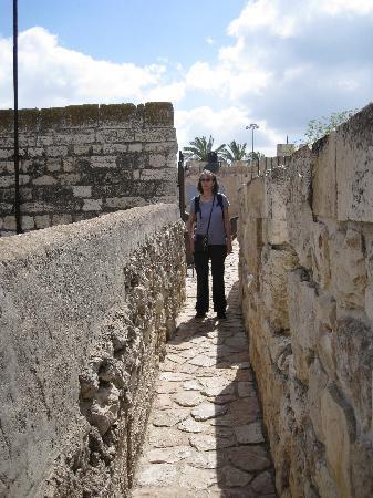 Ramparts Walk: Walking the ramparts
